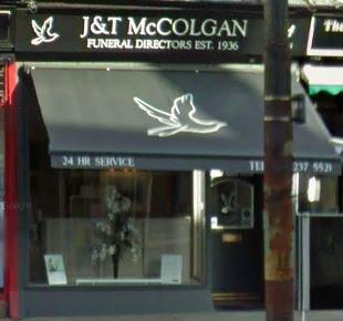 J & T McColgan, Broomhill
