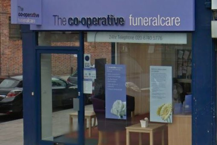 Co-op Funeralcare, East Acton
