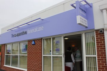 The Co-operative Funeralcare Sinfin