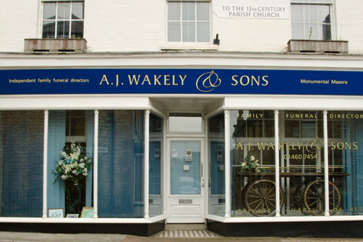 A J Wakely & Sons Ltd, Crewkerne