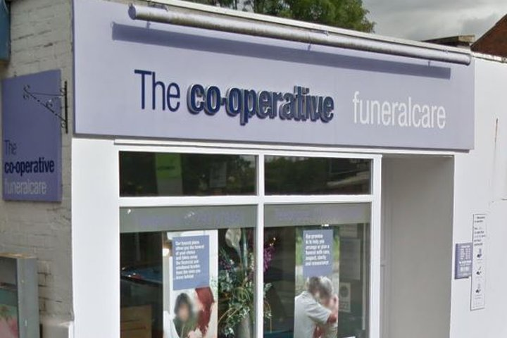 Co-operative Funeralcare (Midcounties), Stourport-on-Severn