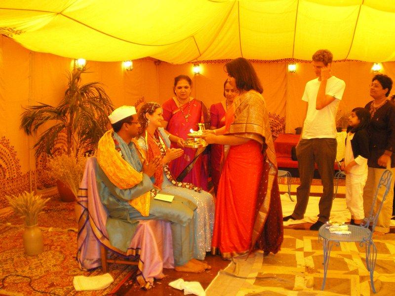 Jai and Lisa's wedding