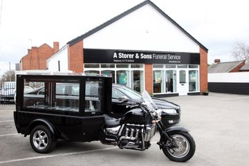 A Storer and Sons Funeral Service