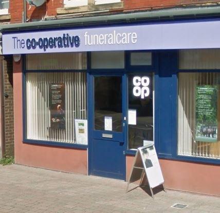 Co-op Funeralcare, Highfield Road, Blackpool