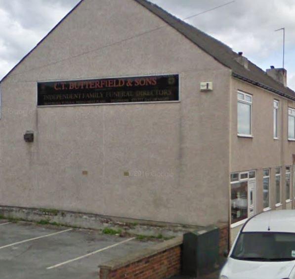 C.T Butterfield & Sons Ltd, Swinton
