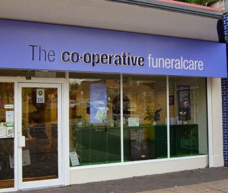 The Co-operative Funeralcare, Paulsgrove