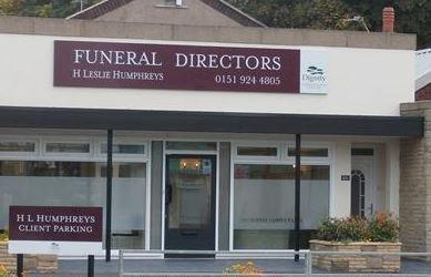 H Leslie Humphreys Funeral Directors, Liverpool, funeral director in Liverpool