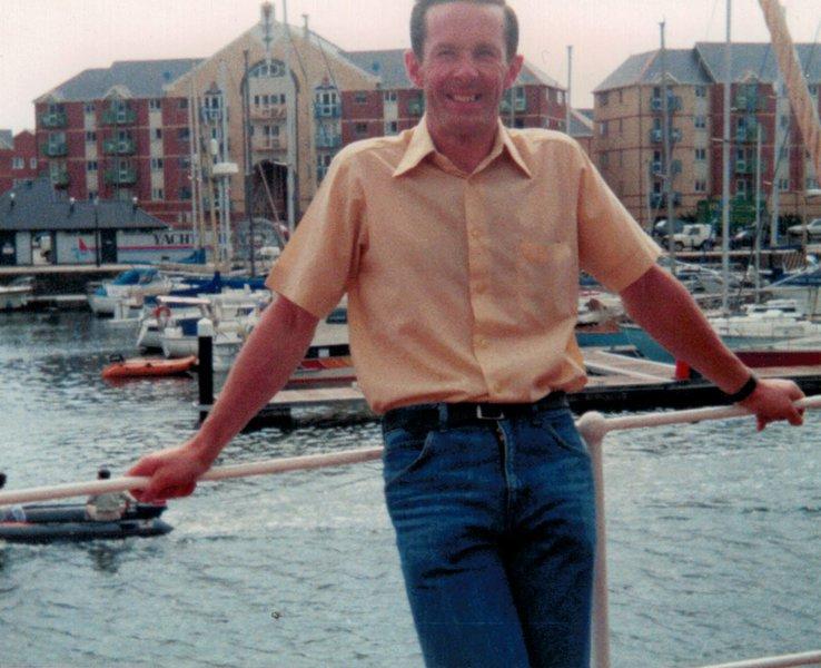 Brian Derek Roberts