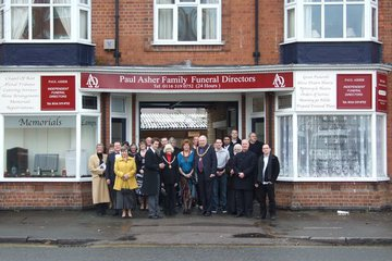 Paul Asher Family Funeral Directors