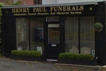 Henry Paul Funeral Directors, Tonbridge Branch & Memorials