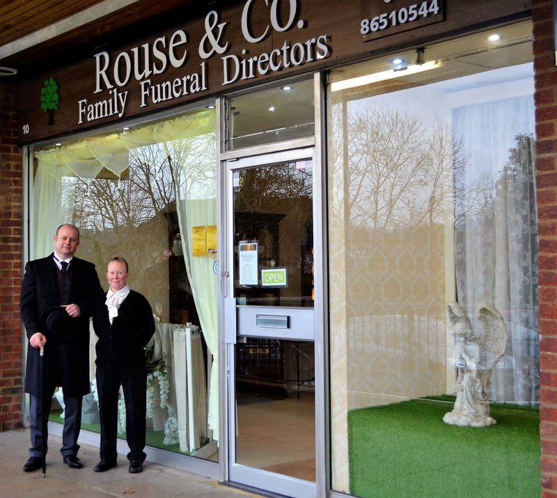 Rouse & Co. Independent Funeral Directors, Croydon, funeral director in Croydon