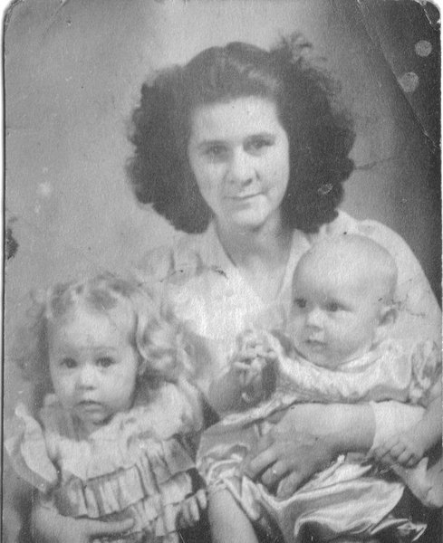 Mom, Chris and Heather xx