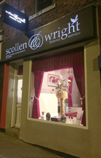 Scollen & Wright Funeral Service, Ryhope St