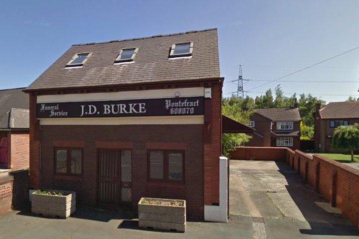 J.D Burke Funeral Director, Upton