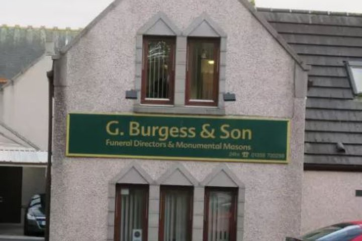 G. Burgess & Son Funeralcare