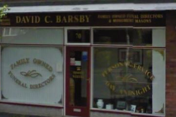 David C Barsby