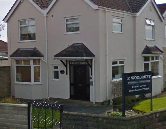 F Woodruff Funeral Services, Coalpit Heath