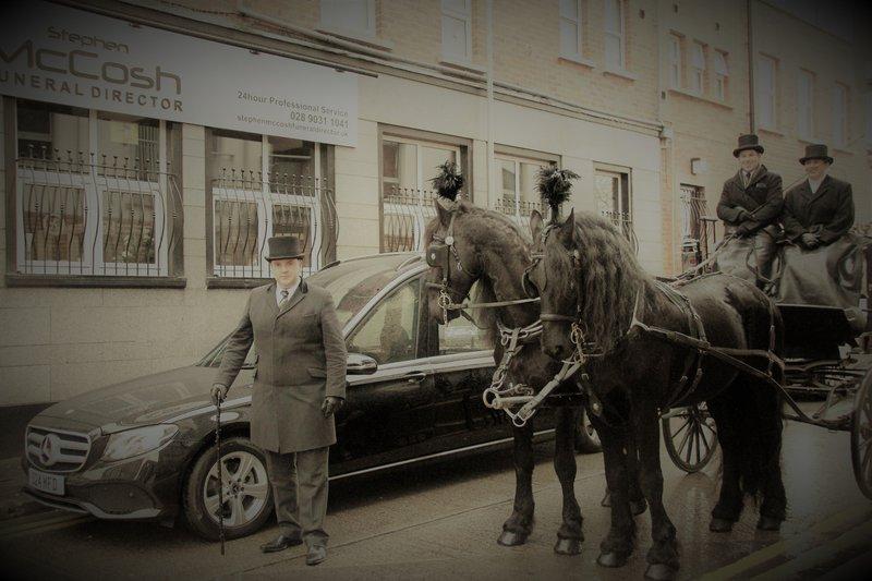 Stephen McCosh Funeral Directors, County Antrim, funeral director in County Antrim
