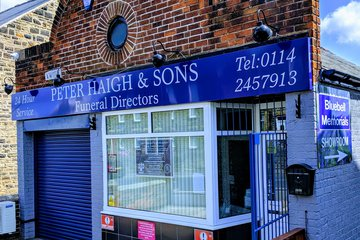 Peter Haigh & Sons Funeral Directors
