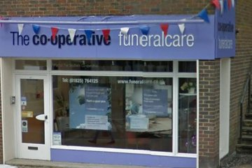 Co-operative Funeralcare, Uckfield
