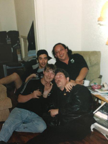 Thanks for all the fun memories Mal   - Dan and Bec