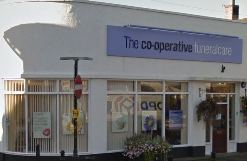 The Co-operative Funeralcare Oakham, Rutland, funeral director in Rutland