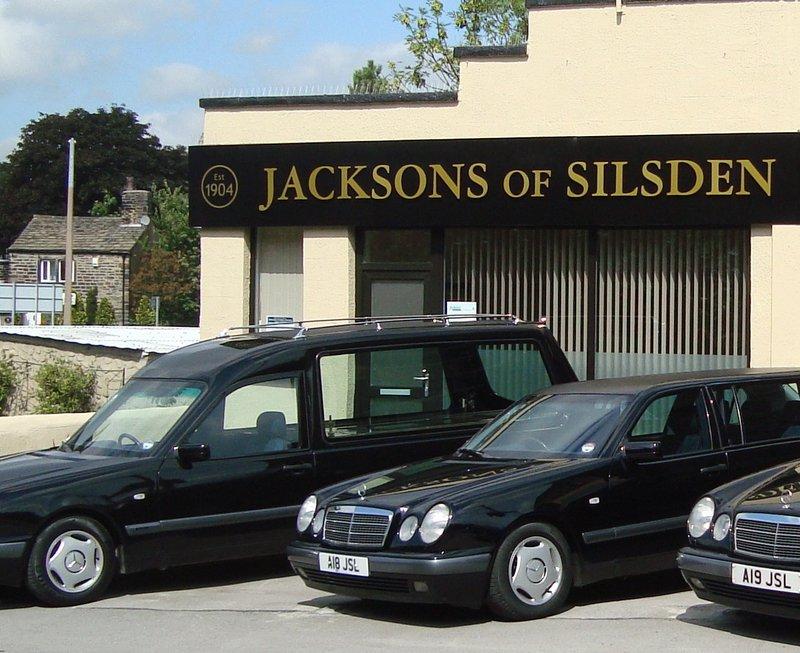 Jacksons Funeral Services - Silsden, West Yorkshire, funeral director in West Yorkshire