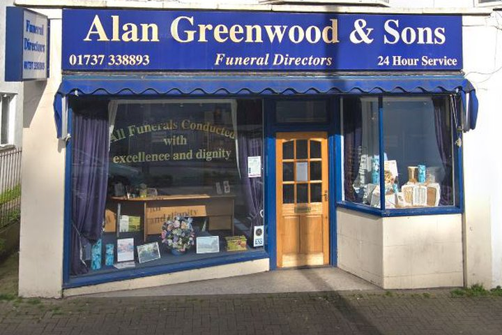 Alan Greenwood & Sons Tadworth