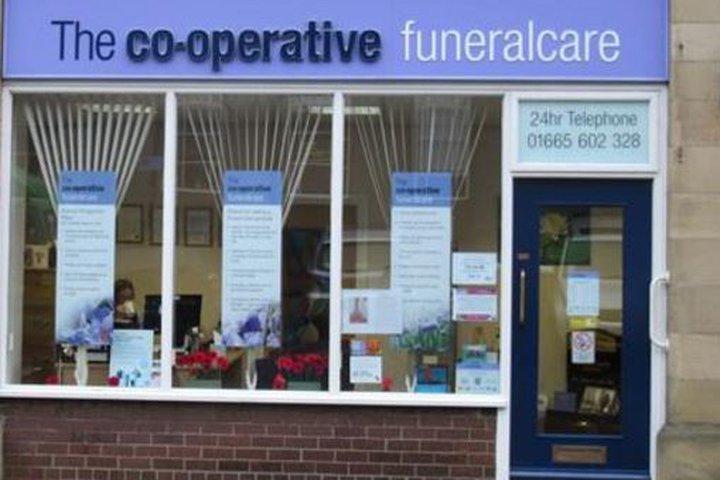 Co-op Funeralcare, Alnwick