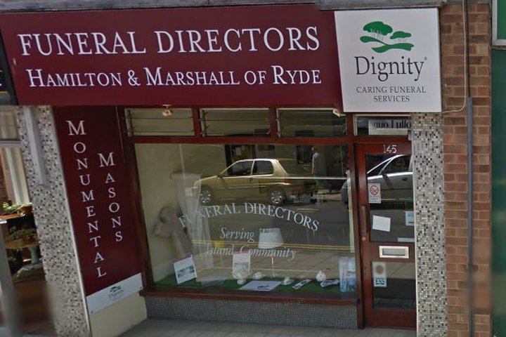 Hamilton & Marshall Of Ryde Funeral Directors