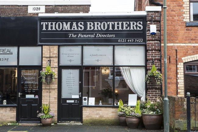 Thomas Bros, Alvechurch