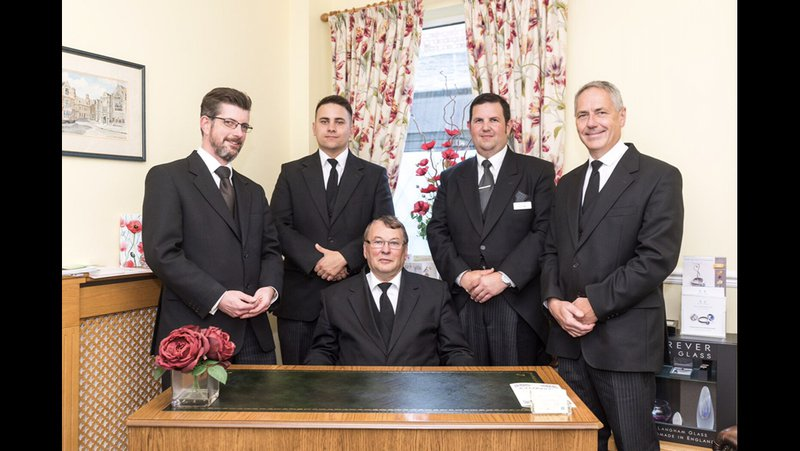 A.J Coggles, Downham Market, Norfolk, funeral director in Norfolk