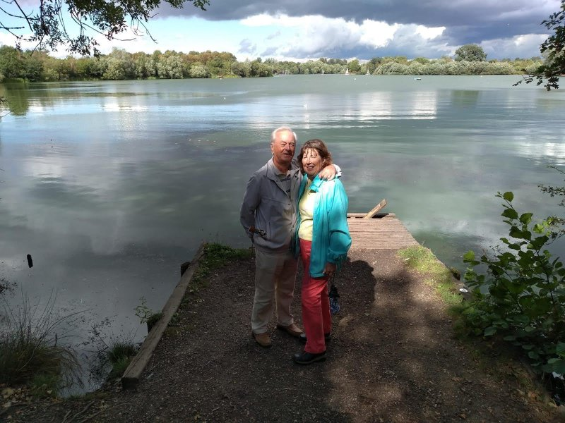 Happy times at Dinton Pastures