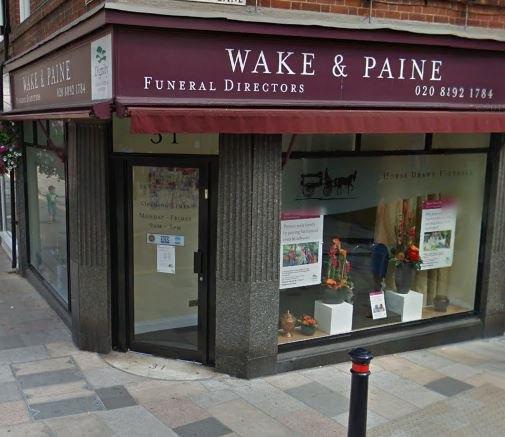 Wake & Paine Funeral Directors