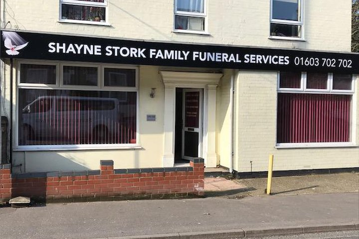 Shayne Stork Family Funeral Services
