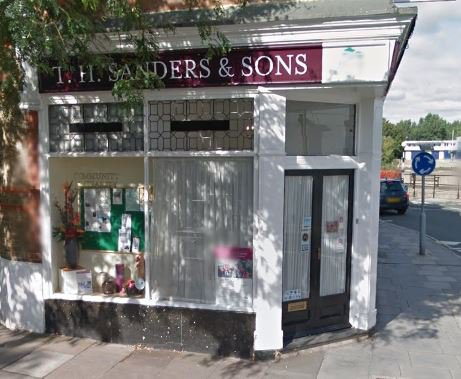 T.H Sanders & Sons Ltd, Barnes