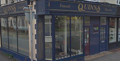 Quinns Funeral Directors, West Kirby