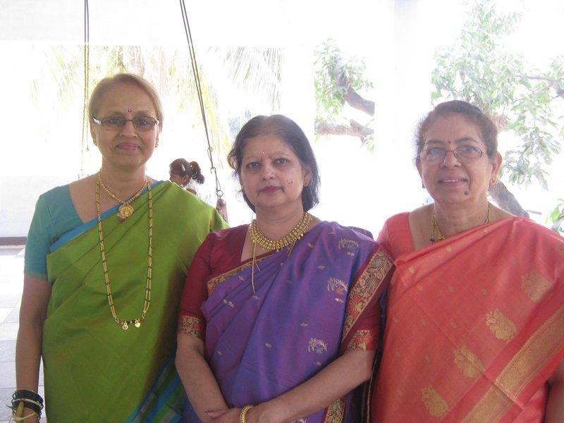 All Ready to go to Kalyana Mamtapa.