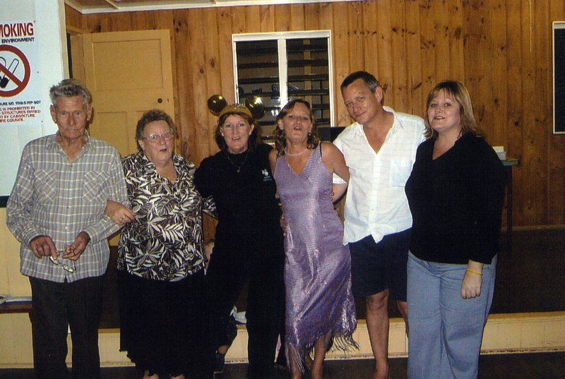 2006 Last time all the family would be together but we didn't know that at the time.