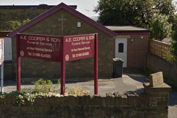 A.E Cooper & Son Funeral Services