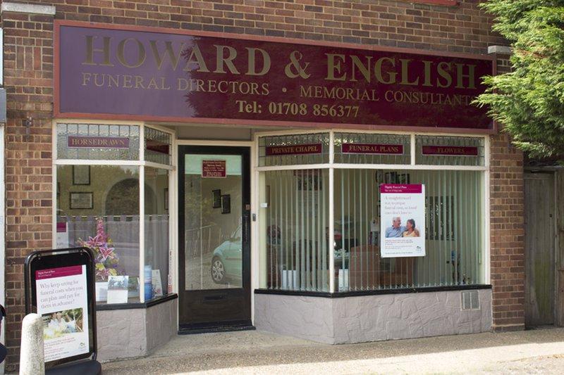 Howard & English Funeral Directors