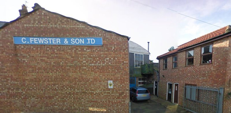 C Fewster & Son Ltd