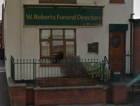 York Road Funeralcare (Inc. W. Roberts), Leeds