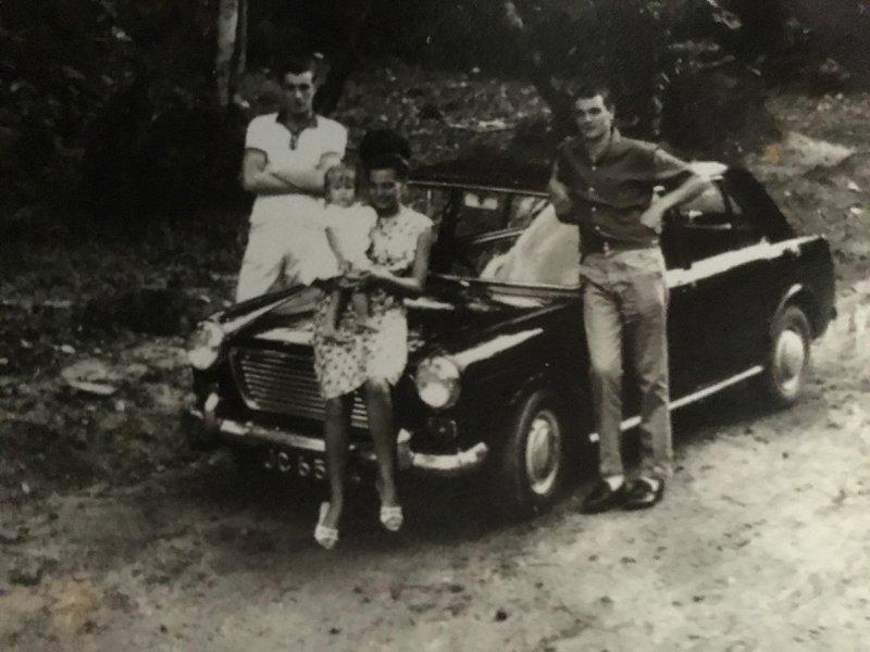 MALAYA 1964