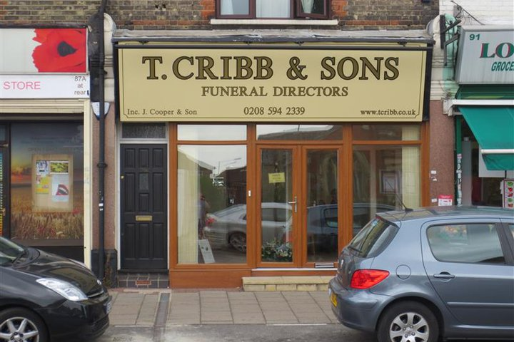 T Cribb & Sons, Chadwell Heath