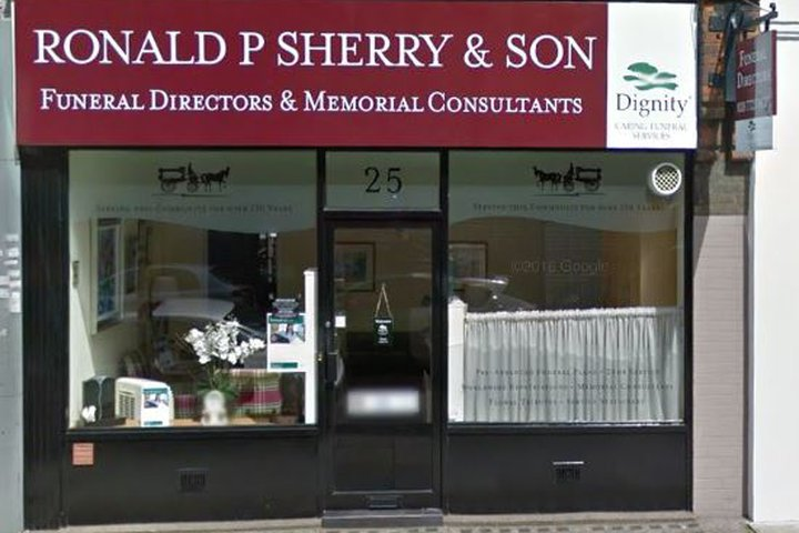Ronald P Sherry & Son Funeral Directors