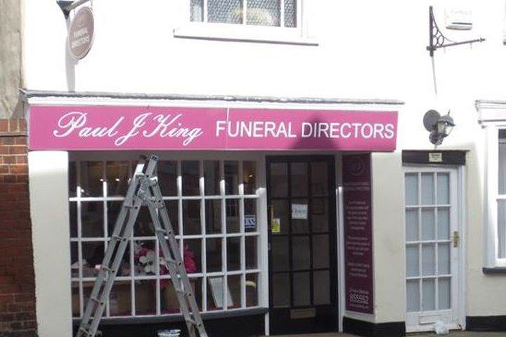Paul J King Funeral Directors, Maldon