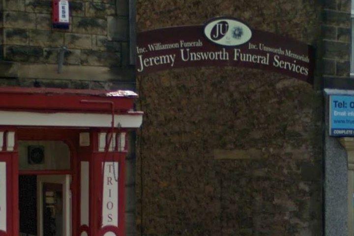 Jeremy Unsworth, High Peak Market St