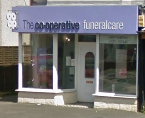 The Co-operative Funeralcare, Thornton-Cleveleys