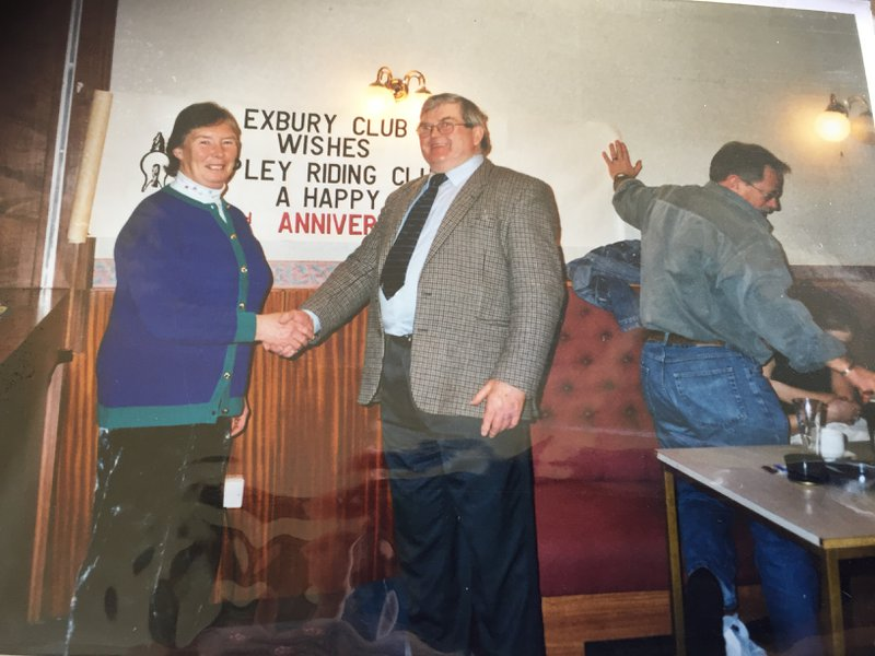 Mopley Riding Club January 2004 at Exbury Club. MRC Anniversary too.